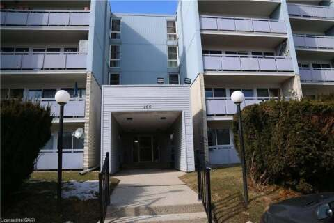 Residential property for sale at 105 Conroy Cres Unit 309 Guelph Ontario - MLS: 40016046