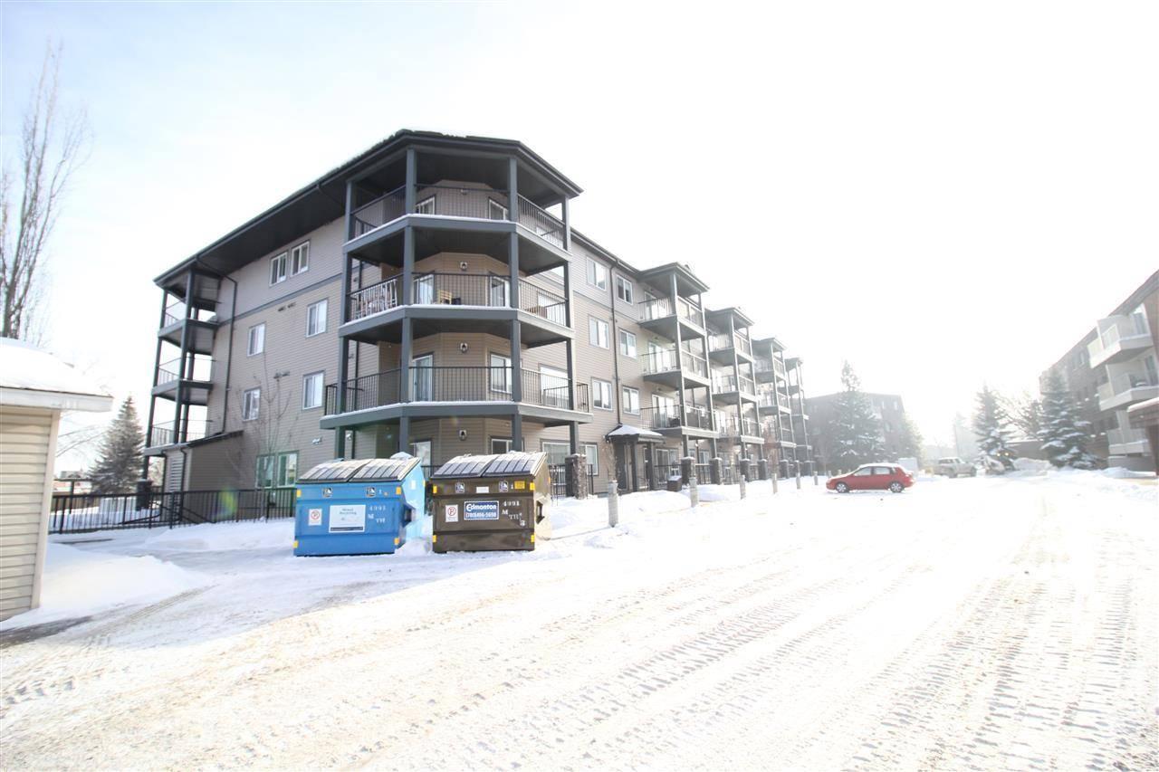 Condo for sale at 11511 27 Ave Nw Unit 309 Edmonton Alberta - MLS: E4185526