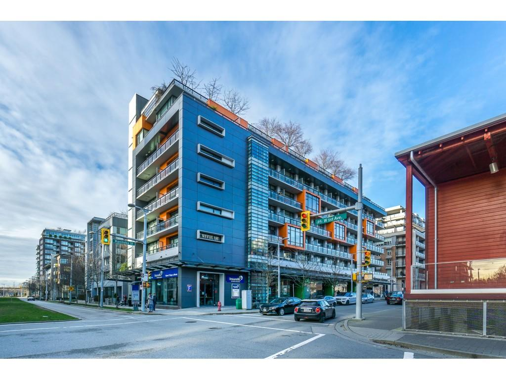 Buliding: 123 West 1st Avenue, Vancouver, BC