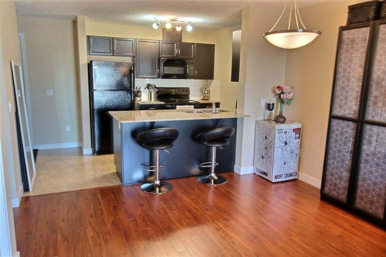 Condo for sale at 12650 142 Av NW Unit 309 Edmonton Alberta - MLS: E4204083