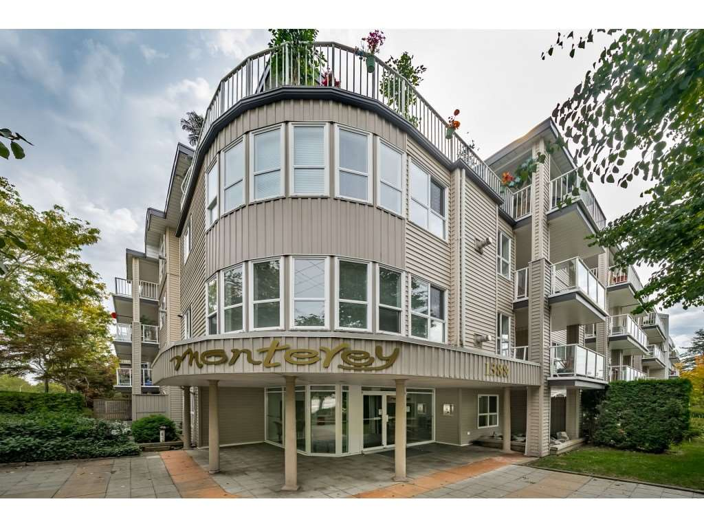 Removed: 309 - 1588 Best Street, White Rock, BC - Removed on 2019-10-03 05:21:05
