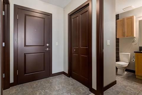 Condo for sale at 205 Sunset Dr Unit 309 Cochrane Alberta - MLS: C4225393