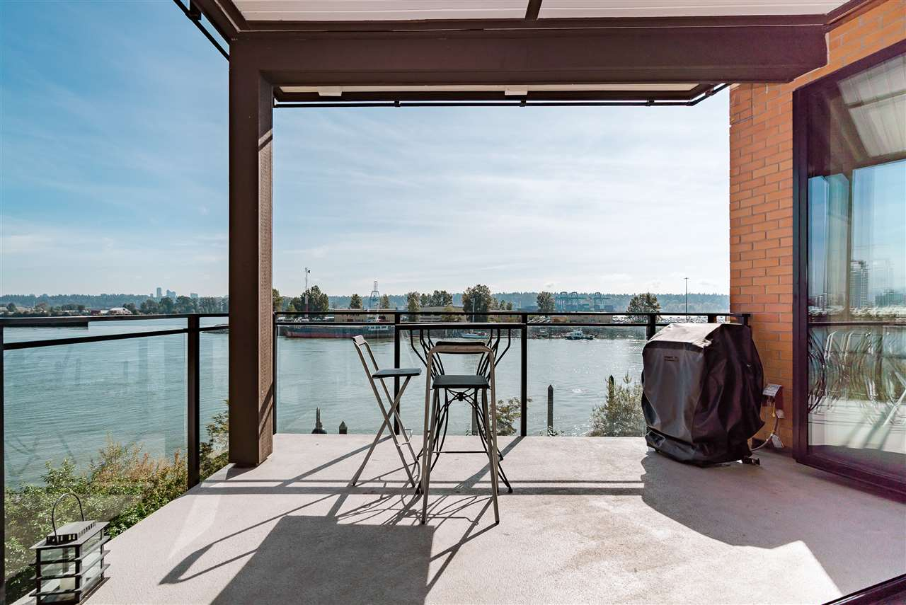 Sold: 309 - 220 Salter Street, New Westminster, BC