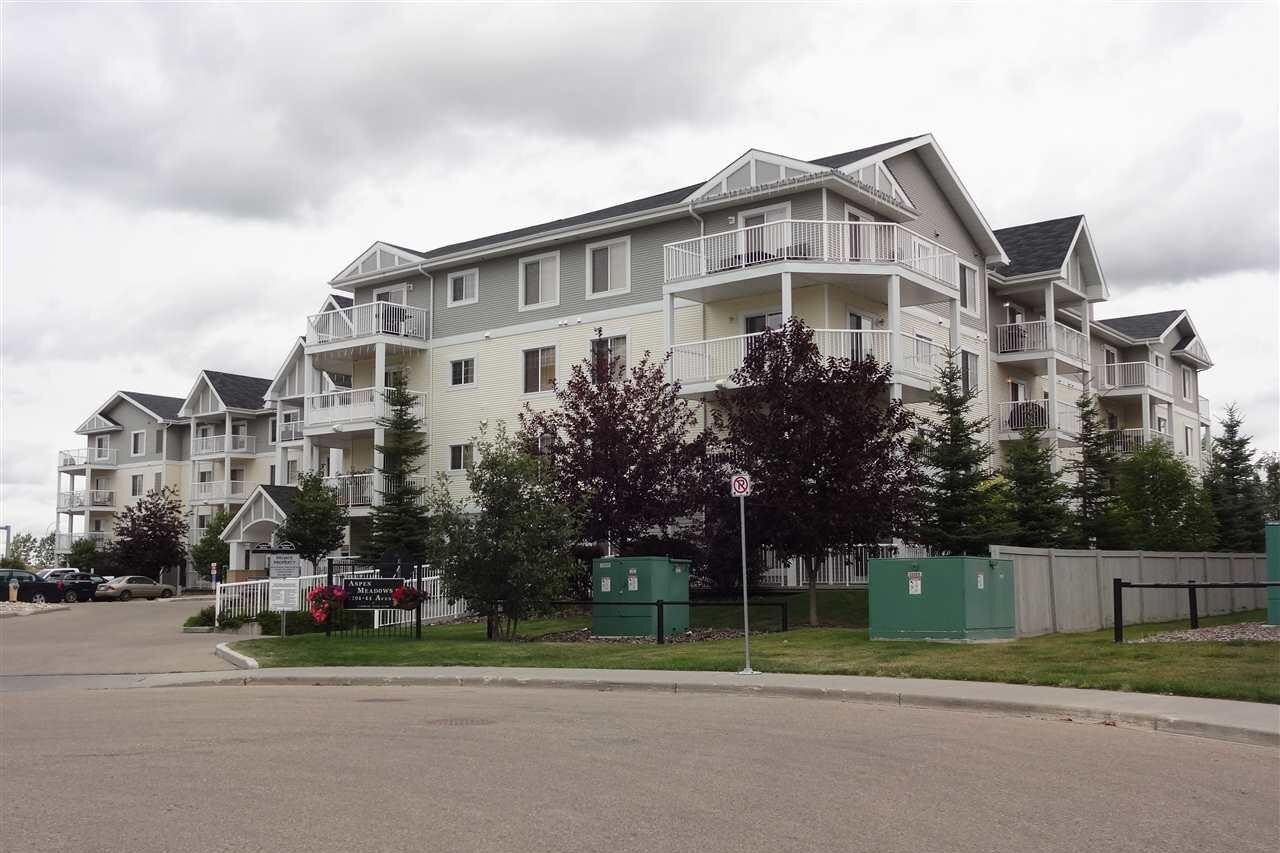 Condo for sale at 2204 44 Av NW Unit 309, Edmonton Alberta - MLS: E4213281
