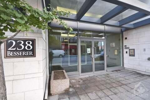 Condo for sale at 238 Besserer St Unit 309 Ottawa Ontario - MLS: 1215132