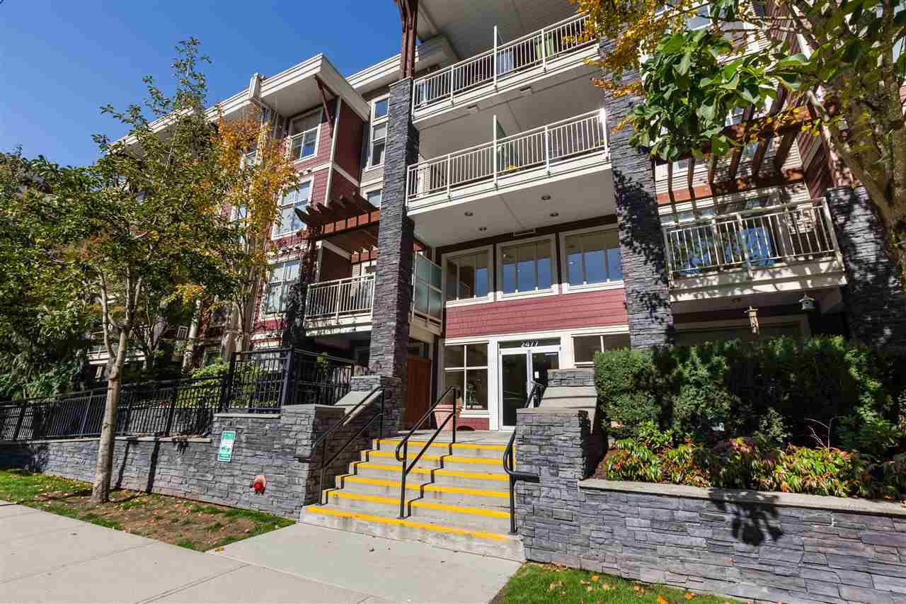 Buliding: 2477 Kelly Avenue, Port Coquitlam, BC