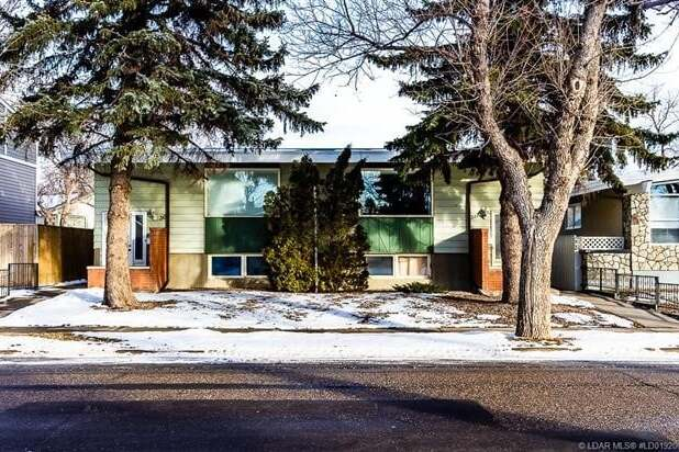 Townhouse for sale at 309 28 St South Lethbridge Alberta - MLS: LD0192007