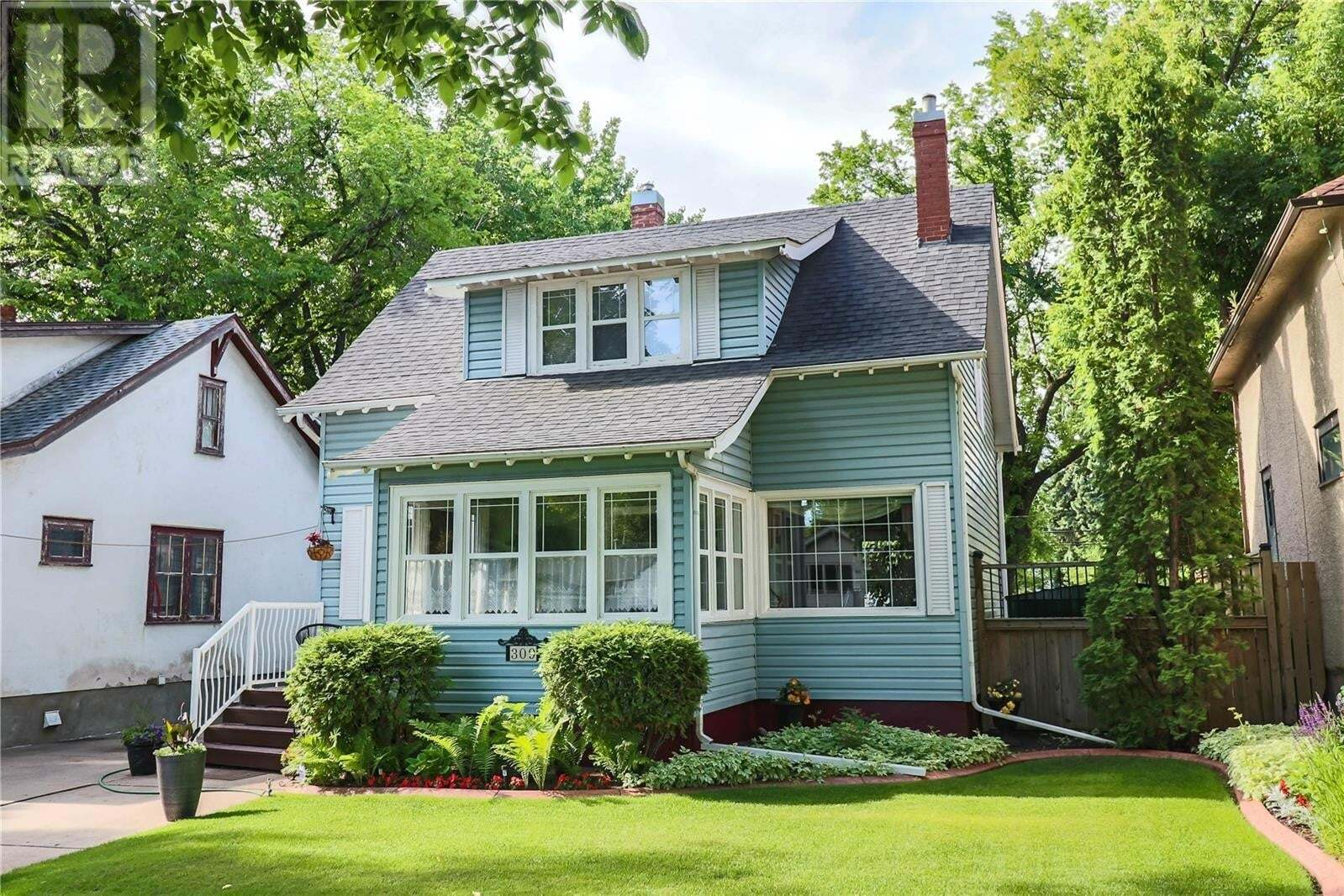 House for sale at 309 29th St W Saskatoon Saskatchewan - MLS: SK814324