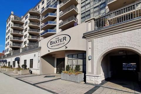 Condo for sale at 399 Elizabeth St Unit 309 Burlington Ontario - MLS: W4732583