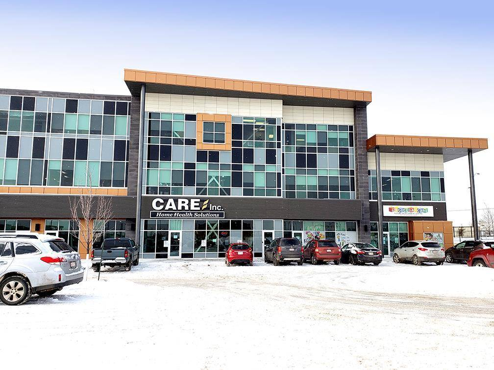 Commercial property for lease at 5227 55 Ave Nw Apartment 309 Edmonton Alberta - MLS: E4139587
