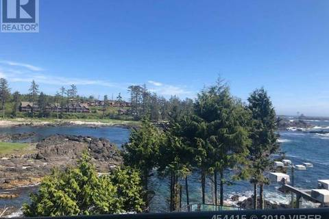 Condo for sale at 596 Marine Dr Unit 309 Ucluelet British Columbia - MLS: 454415