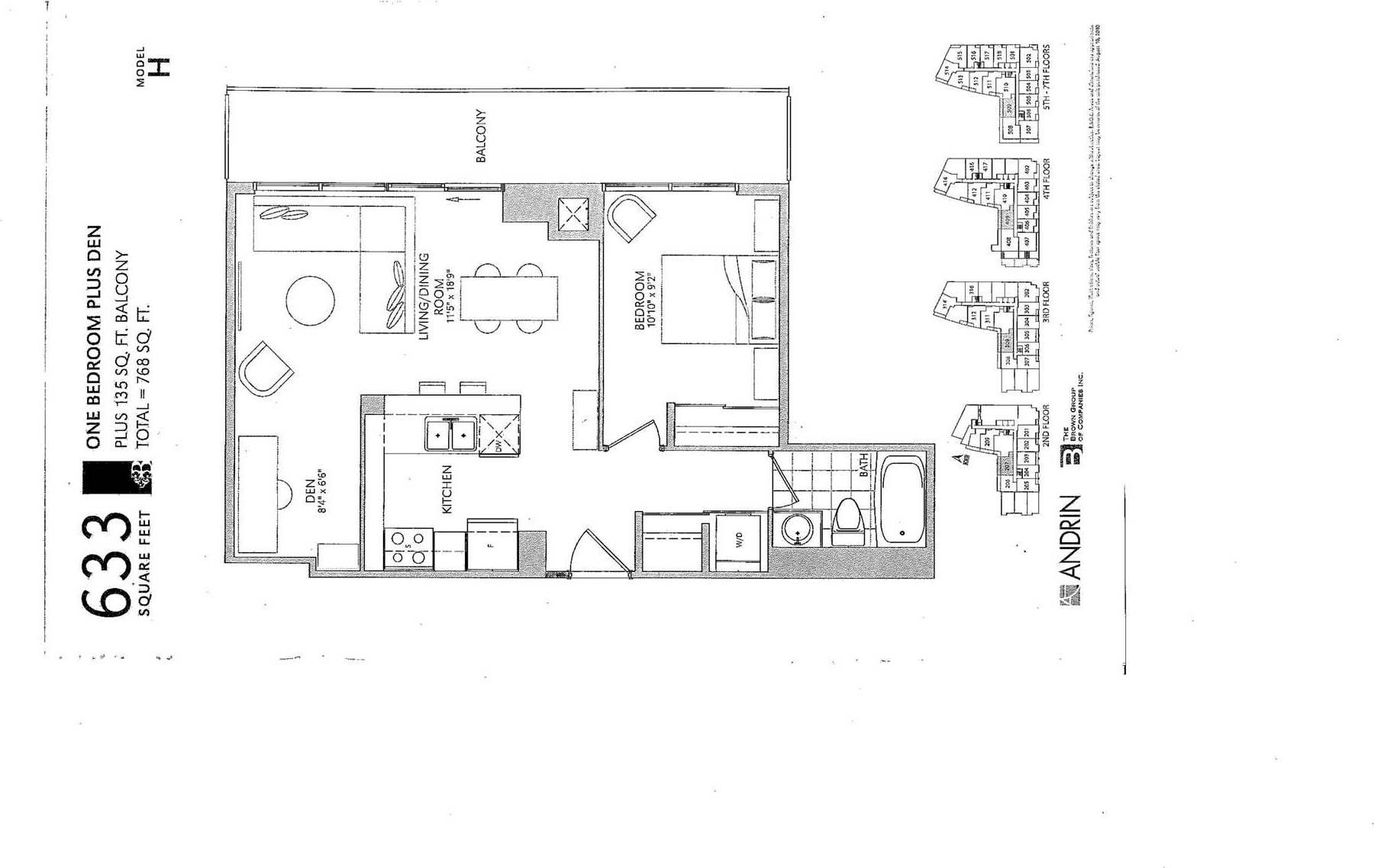 Apartment for rent at 60 Berwick Ave Unit 309 Toronto Ontario - MLS: C4440041