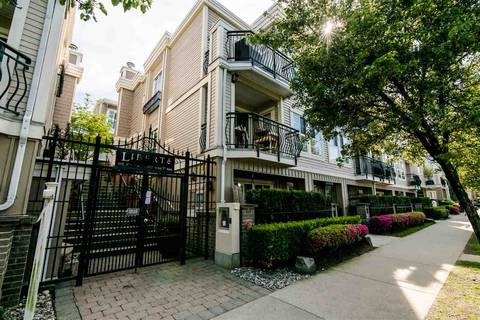Townhouse for sale at 680 7th Ave Unit 309 Vancouver British Columbia - MLS: R2369032