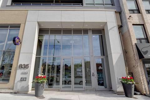 Condo for sale at 835 St Clair Ave Unit 309 Toronto Ontario - MLS: C4451488