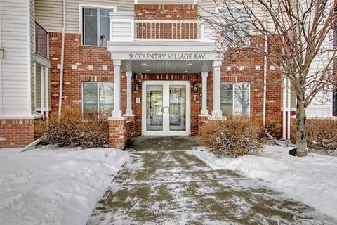 Condo for sale at 9 Country Village By Northeast Unit 309 Calgary Alberta - MLS: C4288436