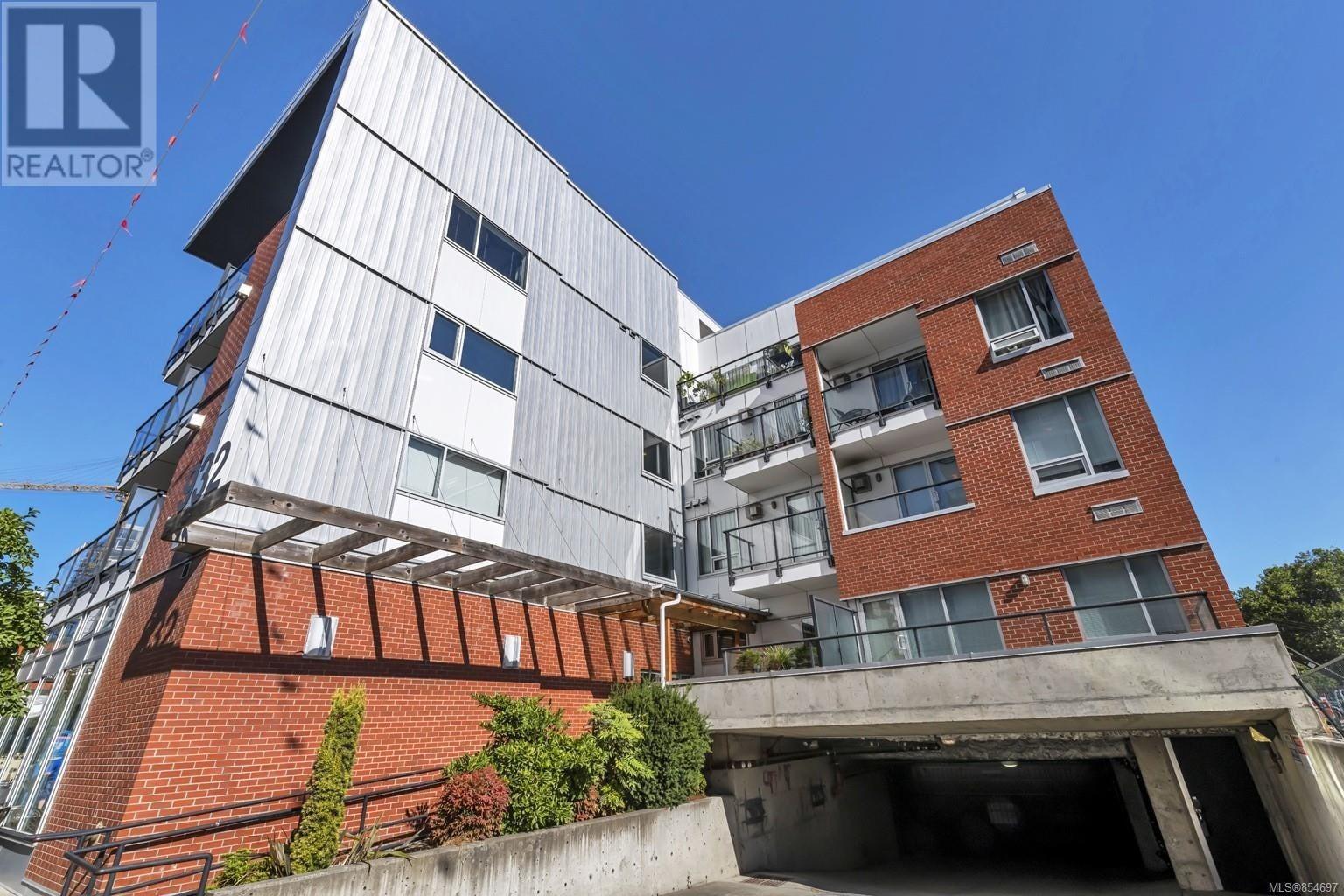 Condo for sale at 932 Johnson St Unit 309 Victoria British Columbia - MLS: 854697