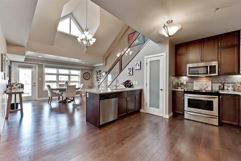 Condo for sale at 9603 98 Ave Nw Unit 309 Edmonton Alberta - MLS: E4151399