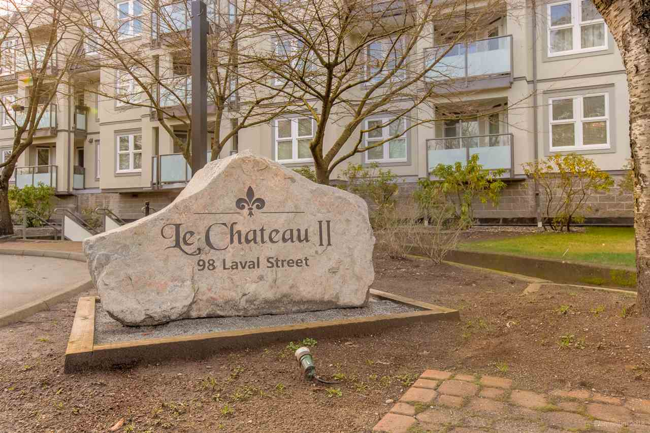 For Sale: 309 - 98 Laval Street, Coquitlam, BC | 2 Bed, 2 Bath Condo for $440000.