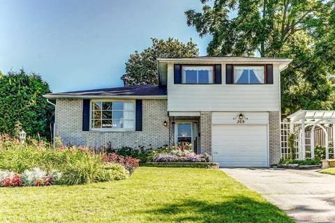 House for sale at 309 Aspen Ct Oshawa Ontario - MLS: E4554061