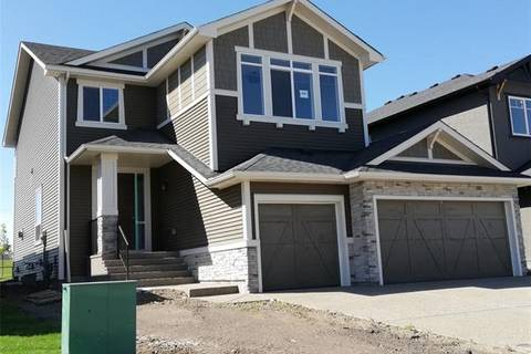 House for sale at 309 Aspenmere Wy Chestermere Alberta - MLS: C4239546