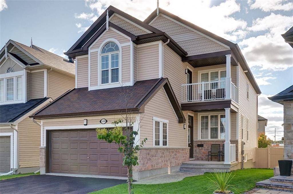 House for sale at 309 Bamburgh Wy Ottawa Ontario - MLS: 1171848