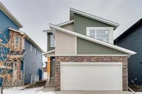 House for sale at 309 Cornerstone Manr Northeast Calgary Alberta - MLS: C4282617