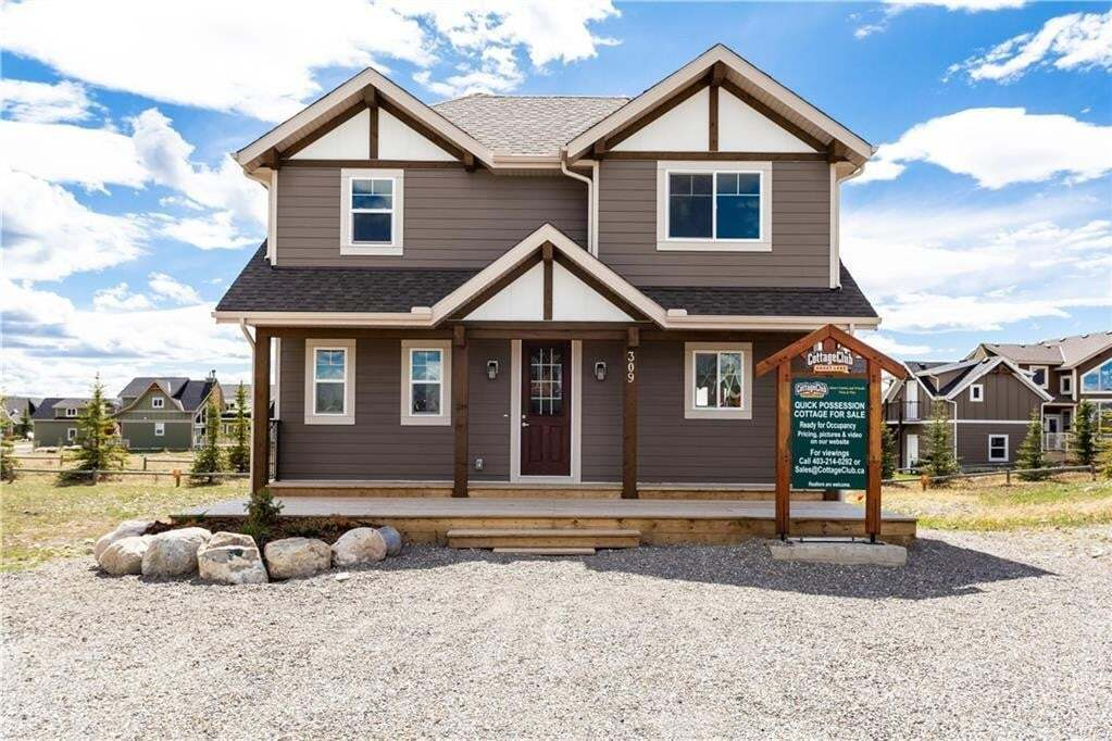 House for sale at 309 Cottageclub Li Cottage Club At Ghost Lake, Rural Rocky  Alberta - MLS: C4296781