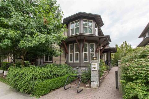 Townhouse for sale at 309 15th St E North Vancouver British Columbia - MLS: R2399841