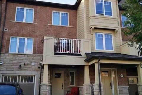 Townhouse for rent at 309 Ellen Davidson Dr Oakville Ontario - MLS: W4607426