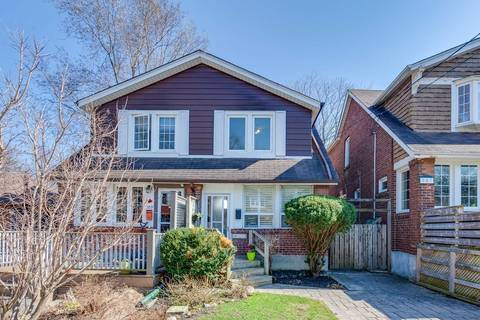 Townhouse for sale at 309 Gainsborough Rd Toronto Ontario - MLS: E4424722
