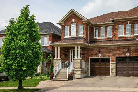Townhouse for sale at 309 Golden Orchard Rd Vaughan Ontario - MLS: N4775437