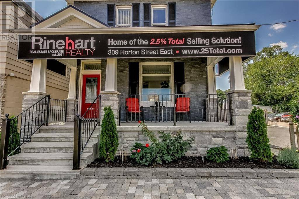 Residential property for sale at 309 Horton St London Ontario - MLS: 229788