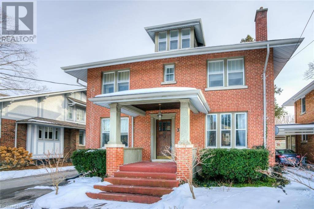 House for sale at 309 Huron St London Ontario - MLS: 245243