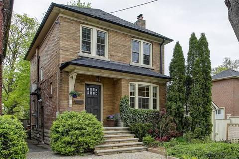 House for sale at 309 Jedburgh Rd Toronto Ontario - MLS: C4459592