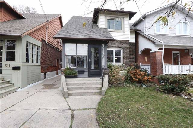 For Sale: 309 Kingswood Road, Toronto, ON | 3 Bed, 2 Bath House for $1,079,000. See 20 photos!