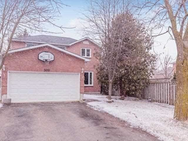 Sold: 309 Lisa Marie Drive, Orangeville, ON
