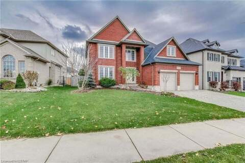 House for sale at 309 Plane Tree Dr London Ontario - MLS: 40023955