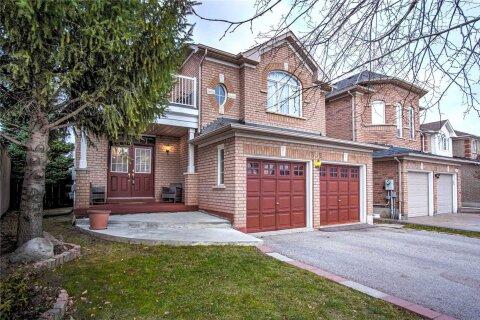 House for sale at 309 Van Kirk Dr Brampton Ontario - MLS: W4994861