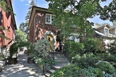 House for sale at 309 Warren Rd Toronto Ontario - MLS: C4387008