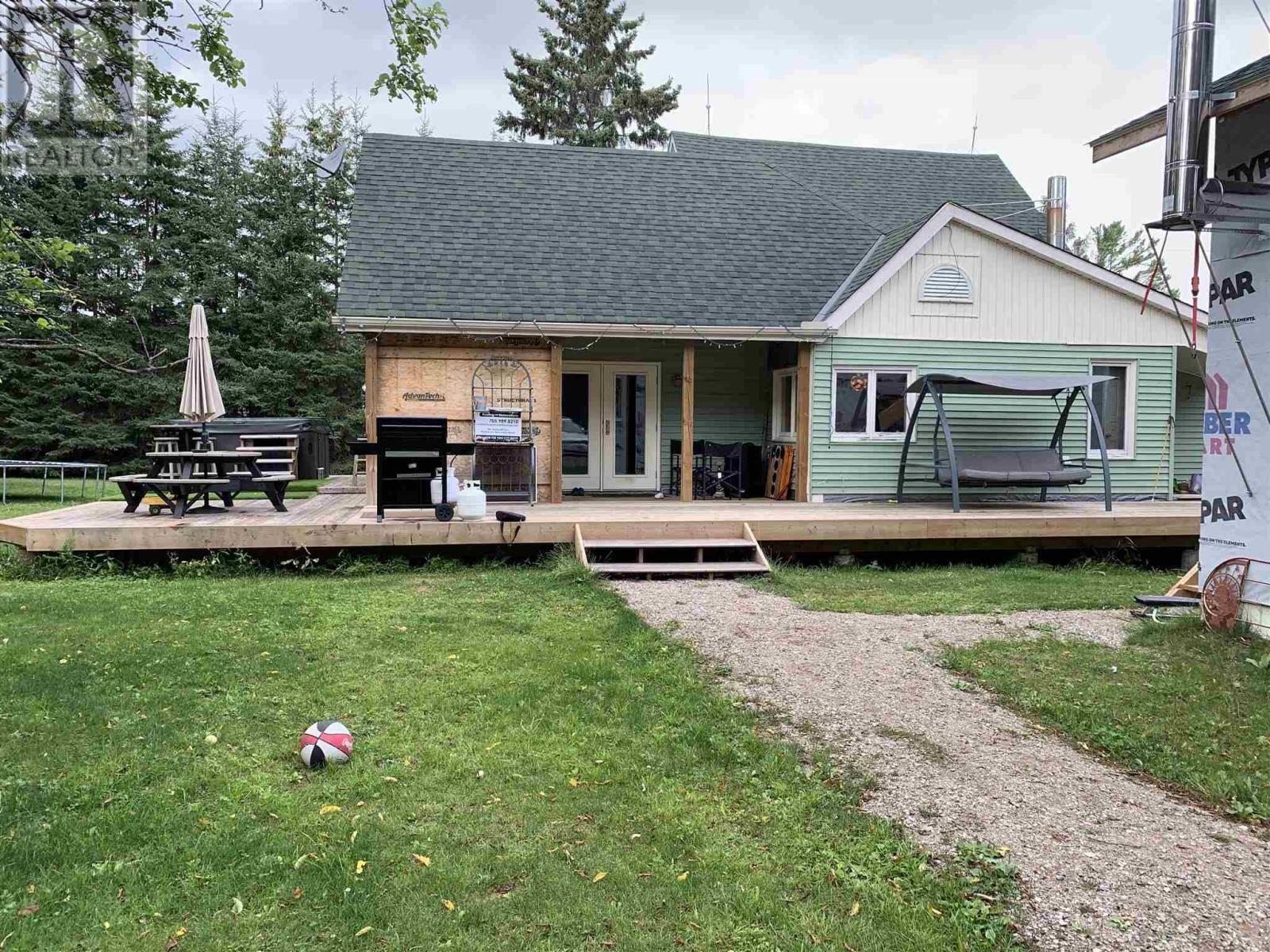 House for sale at 3091 Hilton Rd Hilton Beach Ontario - MLS: SM127445