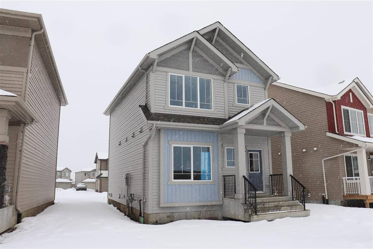 House for sale at 3092 Checknita Wy Sw Edmonton Alberta - MLS: E4186888