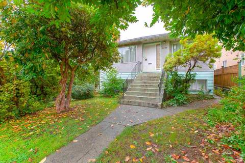 House for sale at 3092 5th Ave E Vancouver British Columbia - MLS: R2412099