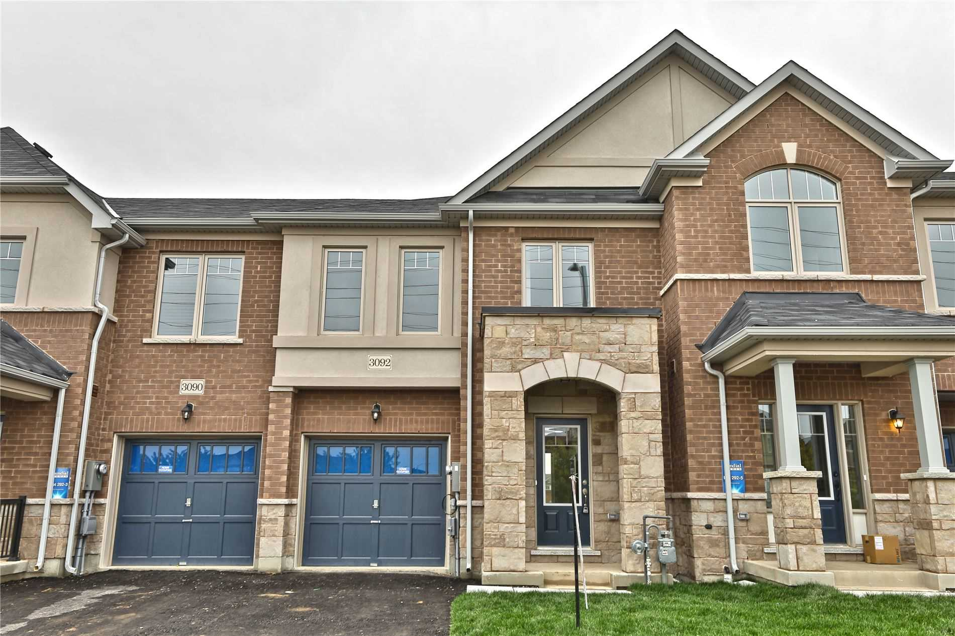 For Rent: 3092 Michelangelo Road, Burlington, ON | 3 Bed, 3 Bath Townhouse for $2500.00. See 30 photos!