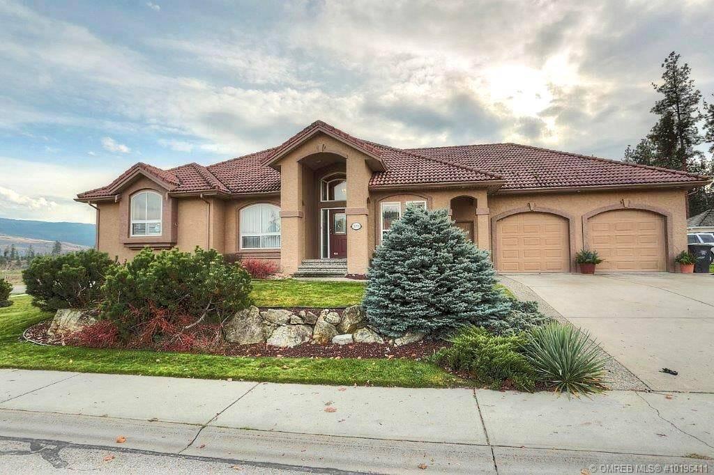 House for sale at 3095 Quail Run Dr Kelowna British Columbia - MLS: 10196411