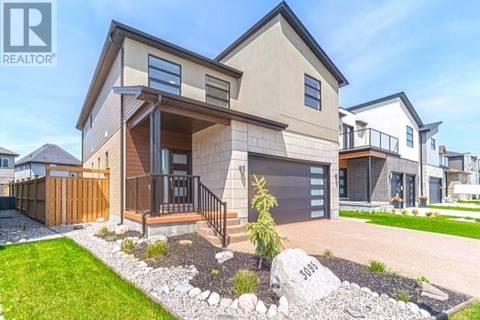 House for sale at 3095 Tillmann Rd London Ontario - MLS: 195162