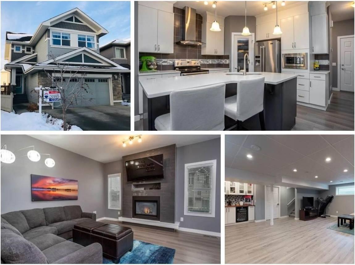 House for sale at 3097 Carpenter Landng Sw Edmonton Alberta - MLS: E4183774