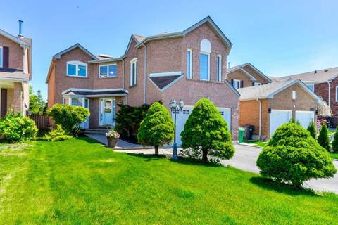 House for sale at 3098 Cascade Ct Mississauga Ontario - MLS: W4457763