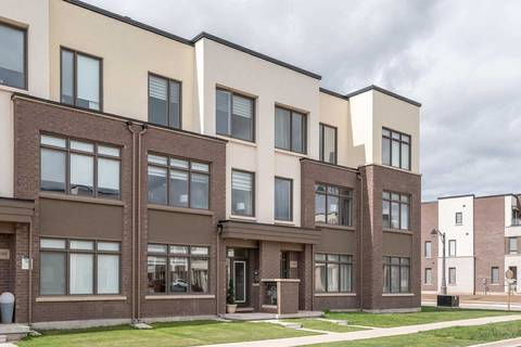 Townhouse for sale at 3098 Ernest Appelbe Blvd Oakville Ontario - MLS: W4596596