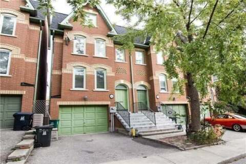 Townhouse for rent at 30 Oxford St Toronto Ontario - MLS: C4816202