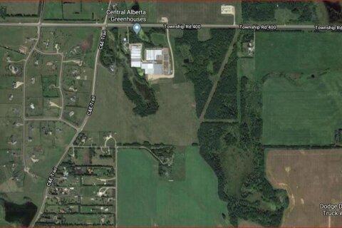 Commercial property for sale at 270 Township Road 400  Unit 31-1 Blackfalds Alberta - MLS: C4288176